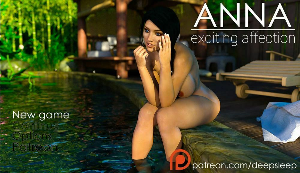 Anna – Exciting Affection – Version 0.9.1 – Update