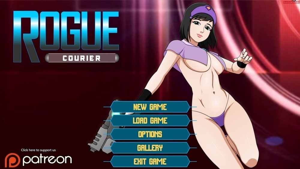 Rogue Courier - Version 4.08.00 - Update