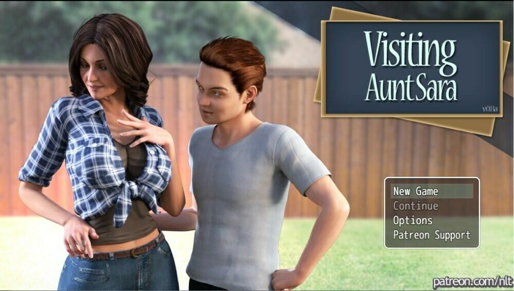 Visiting Aunt Sara – Version 0.8a