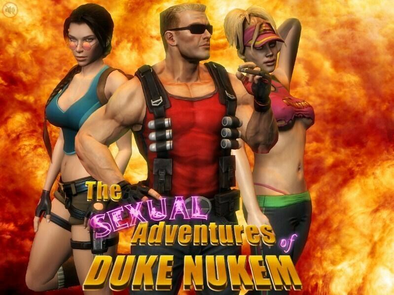 The Sexual Adventures of Duke Nukem ? Version 0.37 Alpha
