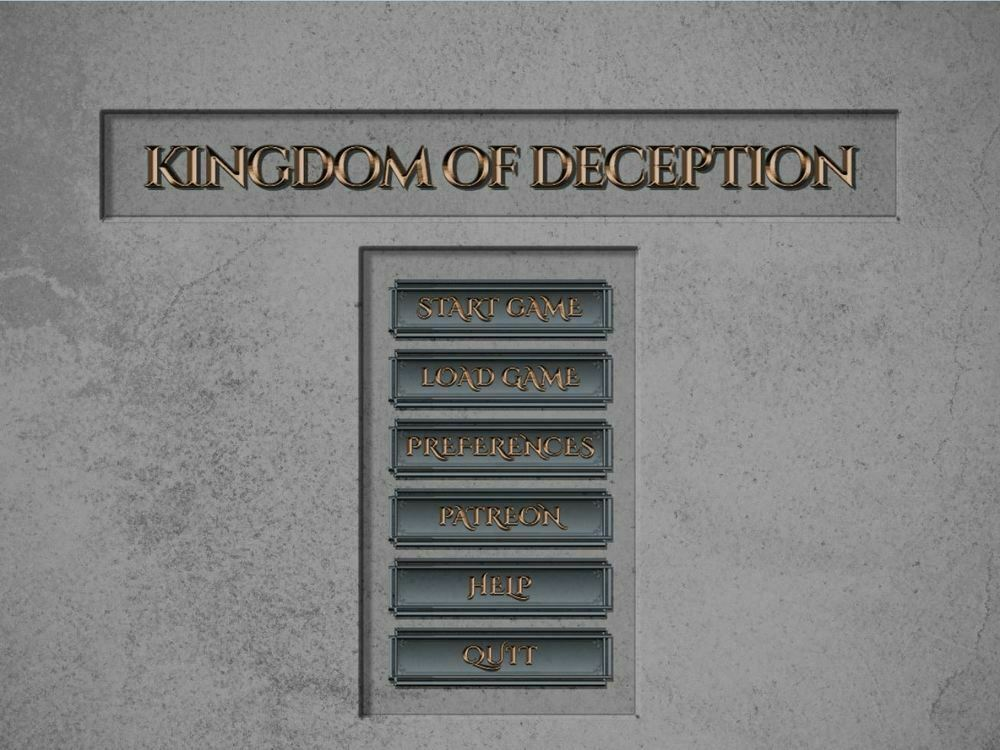 Kingdom of Deception – Version 0.6.4 – Update