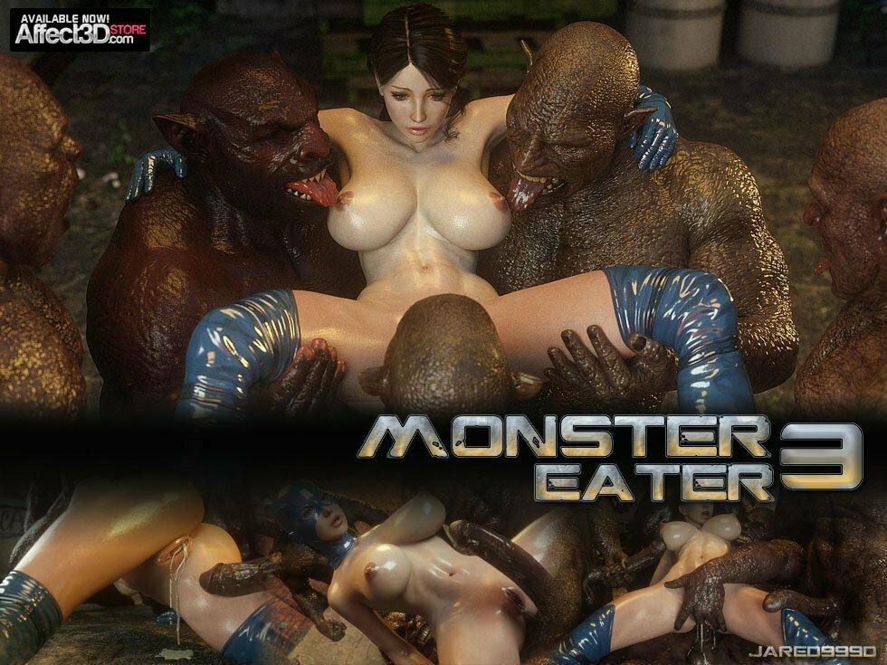 Jared999d ? Monster Eater Part 3
