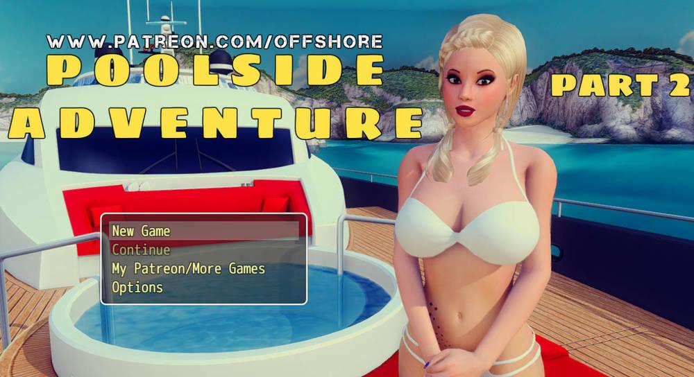 Poolside Adventure - Part 2 - Full Version