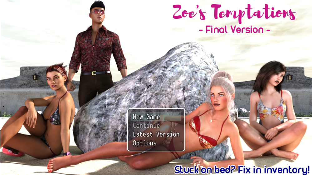 Zoe's Temptations – Version 1.0 Final