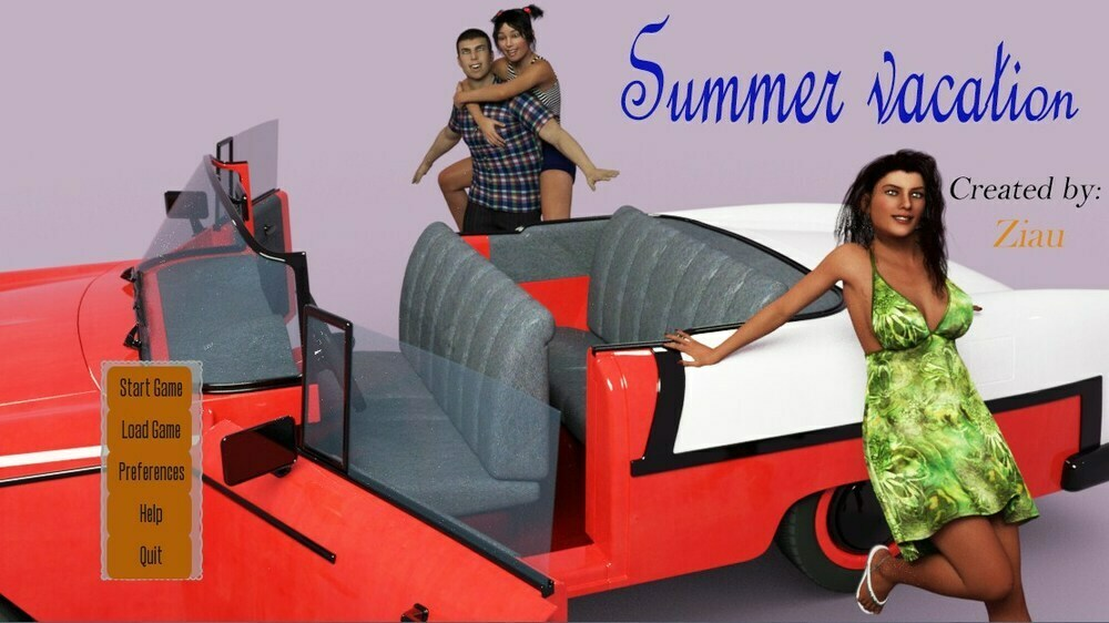 Summer Vacation – Version 0.01