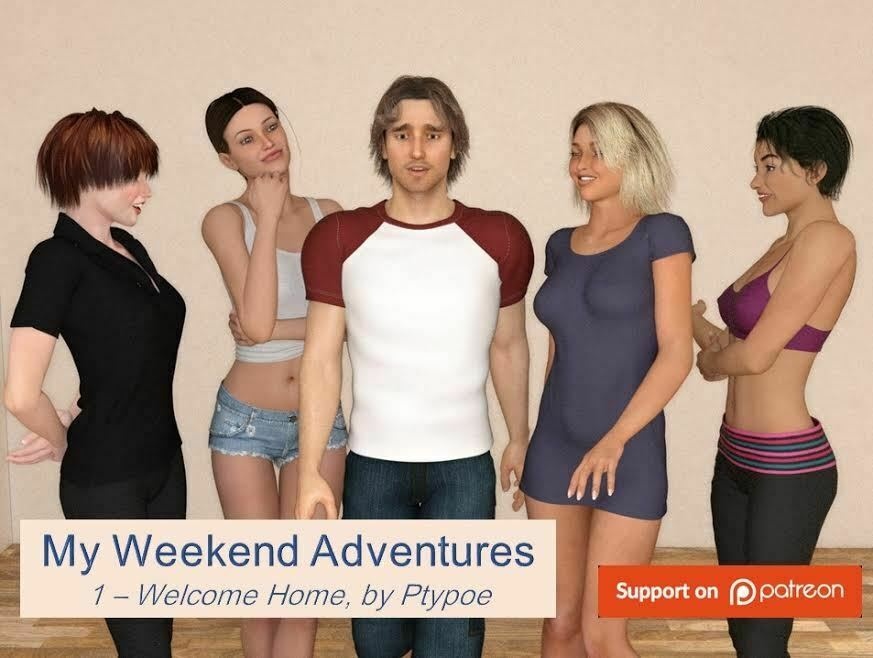 My Weekend Adventures 1 – Welcome Home