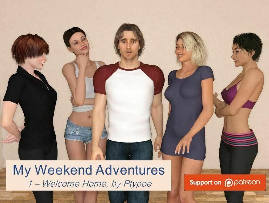 My Weekend Adventures 1 – Welcome Home