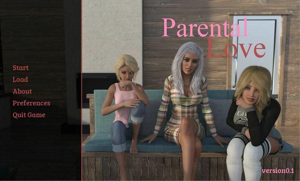 Parental Love – Version 0.2 + Walkthrough – Update