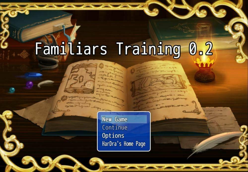 Familiars Training – Version 0.20