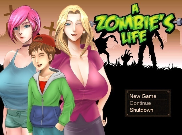 A Zombie's Life - Version 1.1 Beta3 - Update