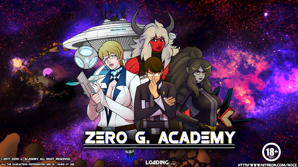 Zero G. Academy – Version 0.2 – Update