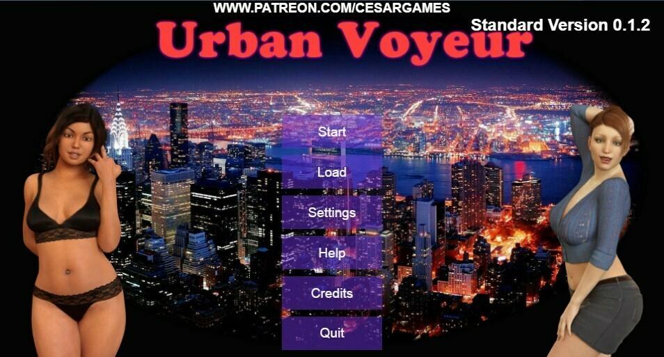 Urban Voyeur – Version 0.1.2 – Update