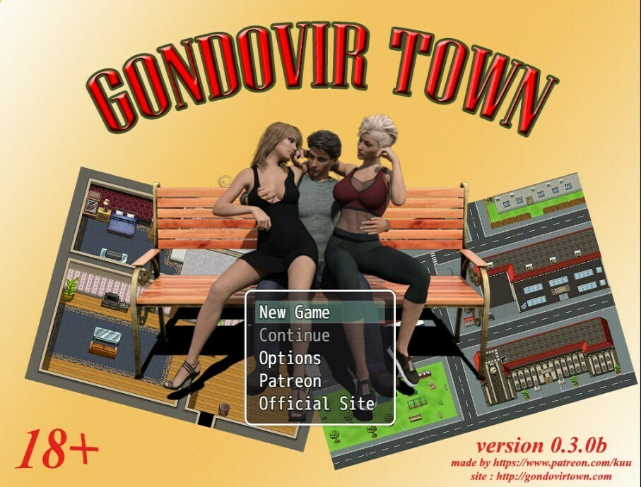 Gondovir Town – Version 0.5.1 – Update