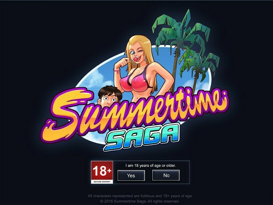 SummertimeSaga – Version 0.20.5 & Incest Patch – Update