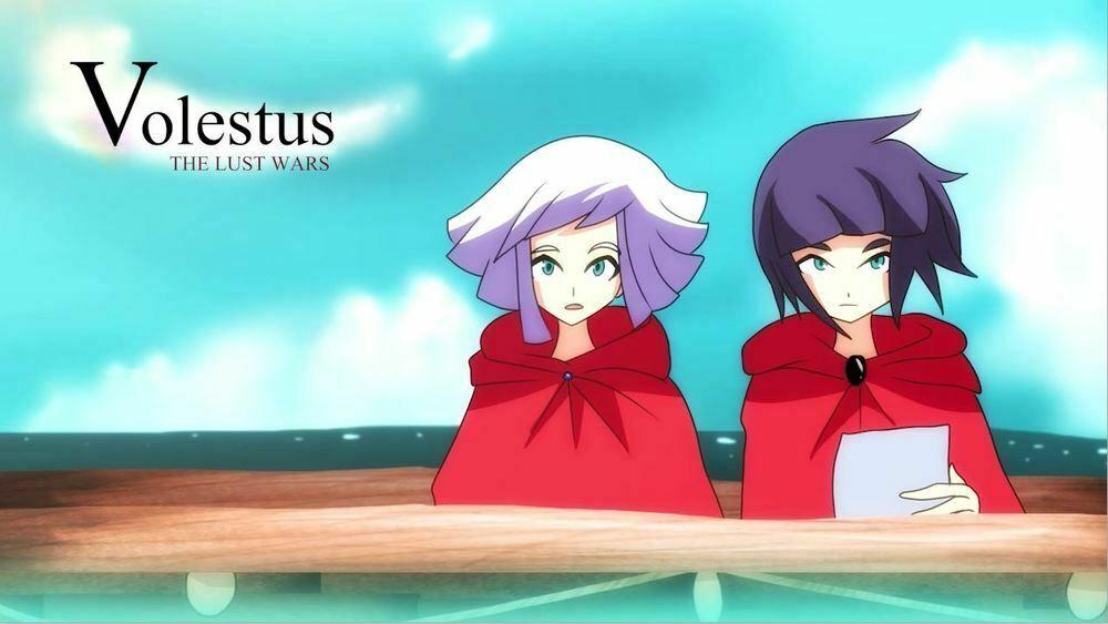 Volestus The Lust Wars - Demo Version