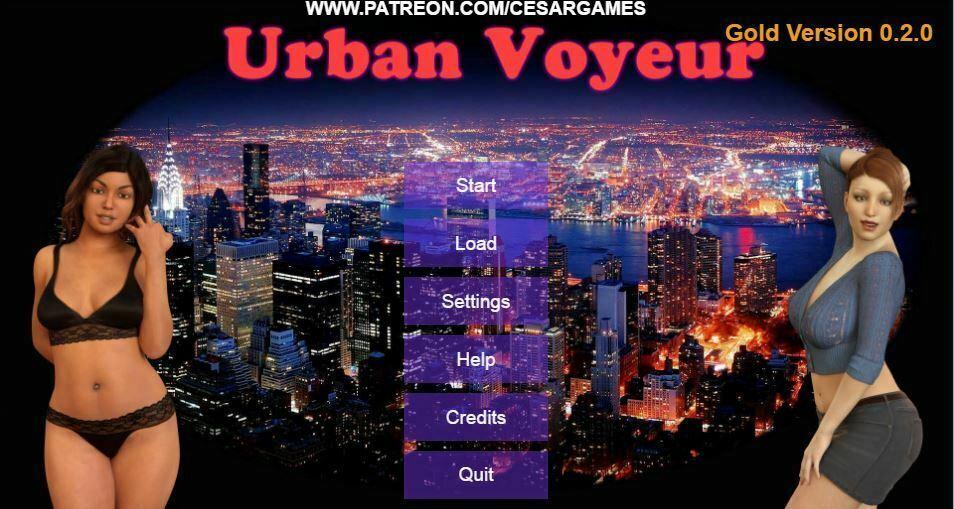 Urban Voyeur – Version 0.2.0 – Update