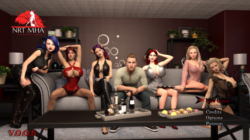 Lust Town – Version 0.0.7 – Update