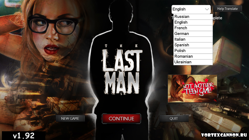 Last Man – Version 3.15 – Update