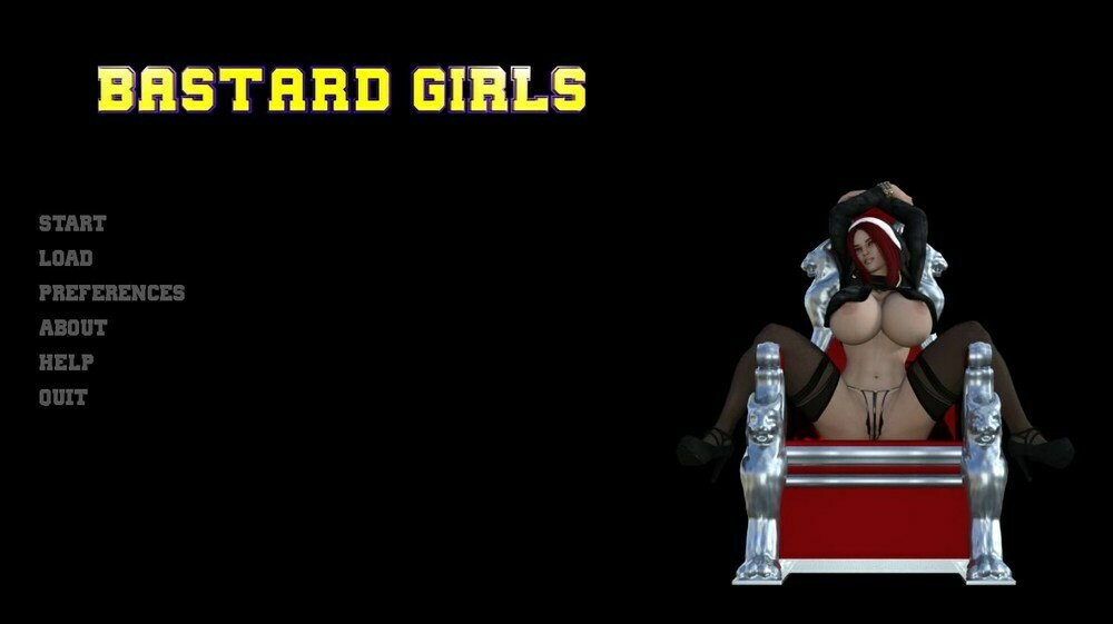 Bastard Girls – Version 1.1 Fix4 – Update