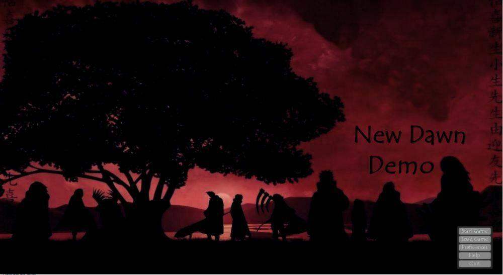 New Dawn – Version 0.1