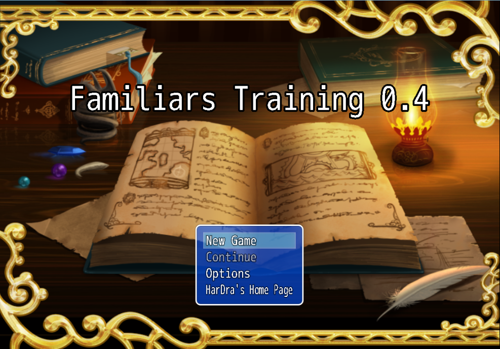Familiars Training – Version 0.4 – Update