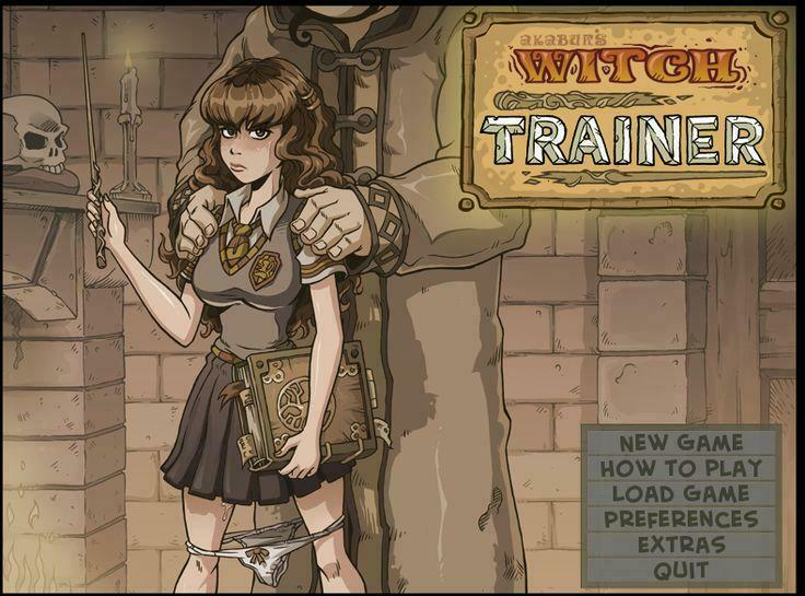 Witch Trainer  – Silver Mod version 1.35b – Update