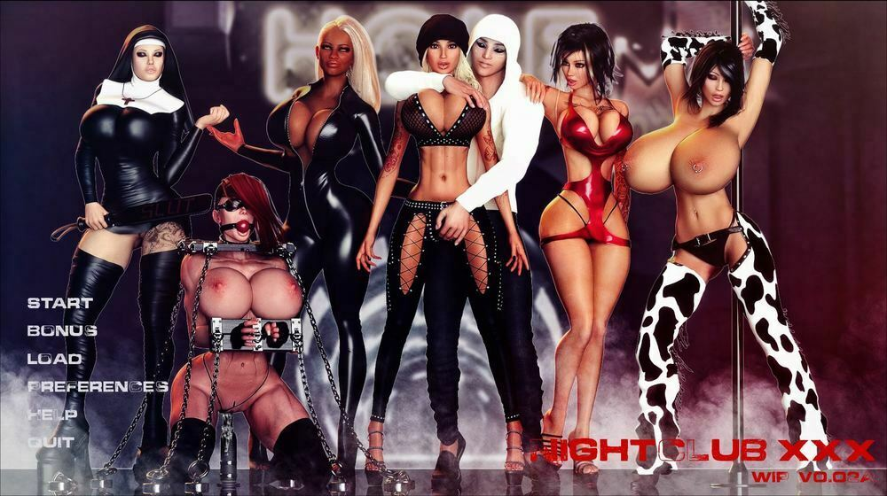 Nightclub XXX – Version 0.023 – Update