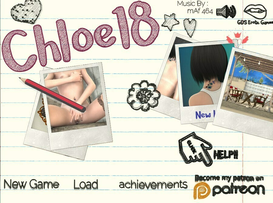 Chloe18 – Version 1.01 Patreon Release – Update