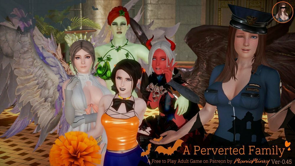 A Perverted Family – Version 1.0 – Update