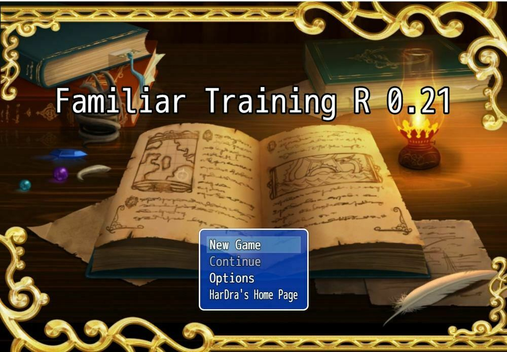 Familiars Training - Version R 0.4 - Update