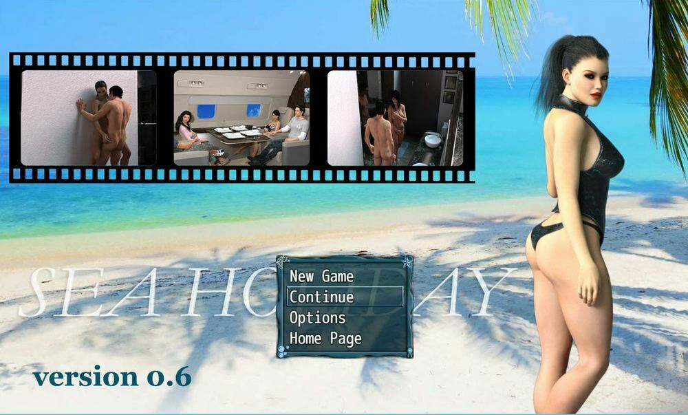 Sea Holiday - Version 0.6 - Update