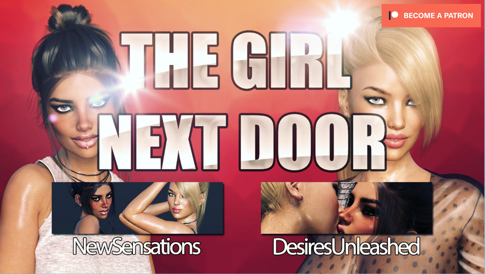 The Girl Next Door - Desires Unleashed & New Sensations