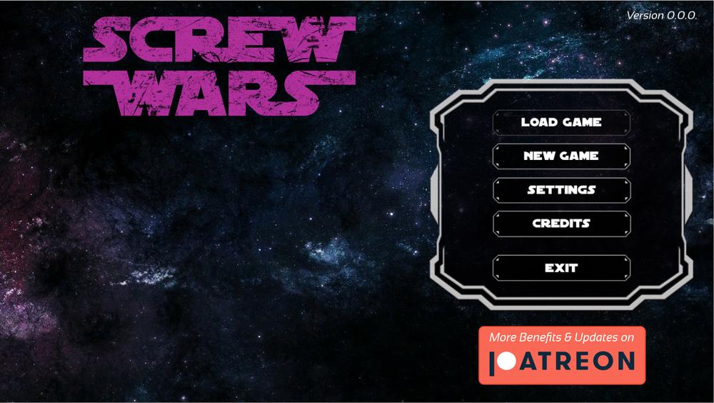Screw Wars – A New Cock – Version 0.6.6 – Update