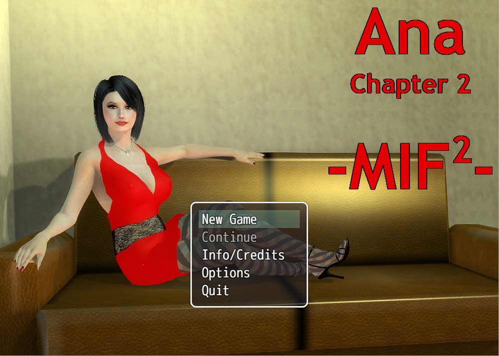 Ana – From MILF to MIF – Chapter 2 – Version 1.0 – Update