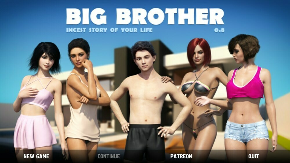 Big Brother – Version 0.8.0.005 - Cracked + Mod - Update