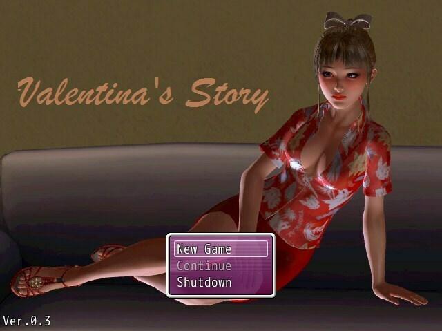 Valentina's Story – Version 0.3 – Update