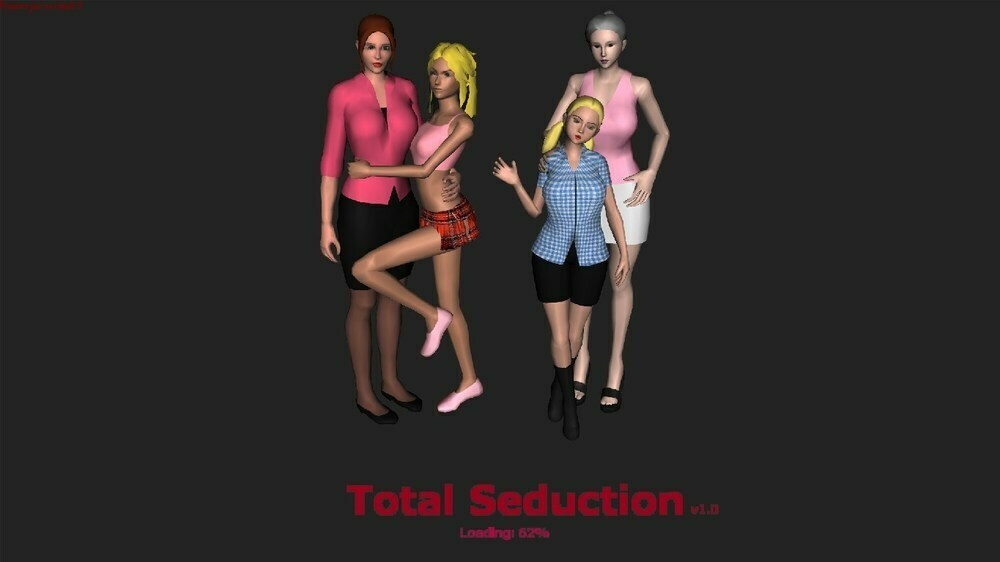 Total Seduction – Version 2.4 – Update