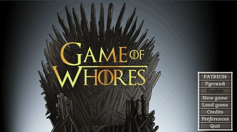 Game of Whores – Version 1.1.1s – Update