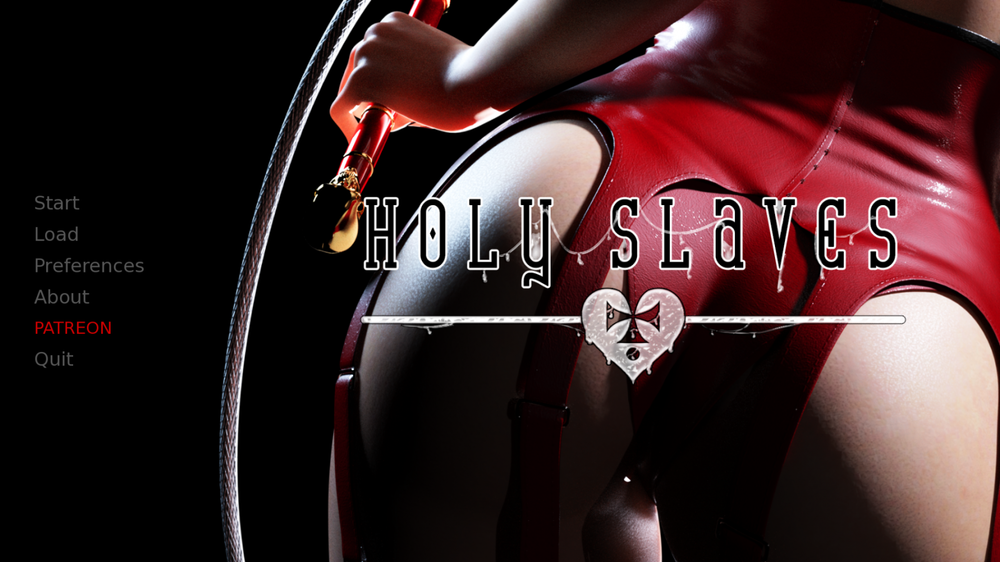 Holy Slaves - Episode 1 - Limited Edition
