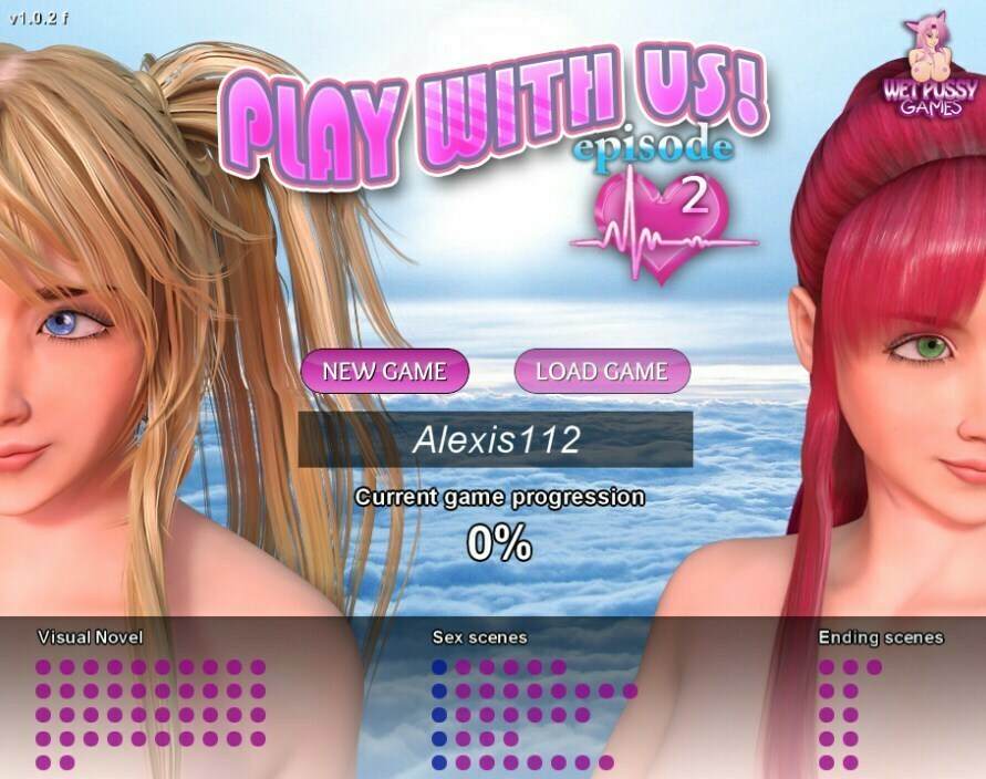 Play with Us! – Episode 2 – Version 1.0.2f – Full Game