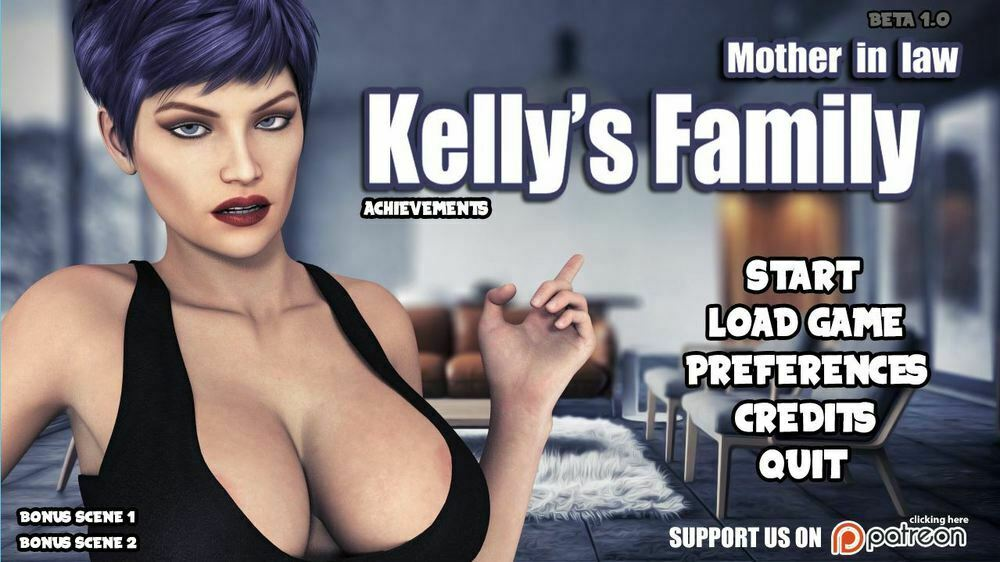 Kelly's Family - K84 - Mother in law - Full Version - Update