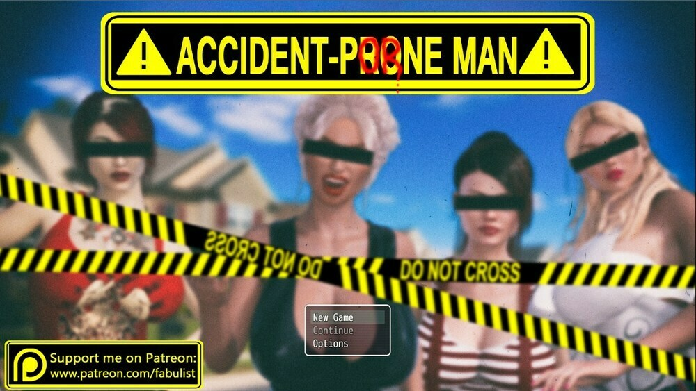 Accident-Porn Man – Chapter 1 – Version 1.01 – Update
