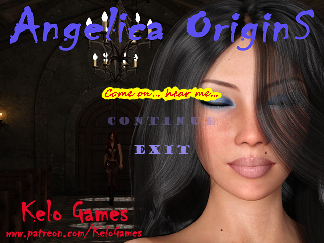 Angelica Origins Remake – Version 0.2.1 – Update
