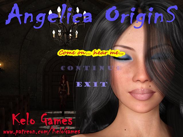 Angelica Origins Remake – Version 0.6.0 – Update