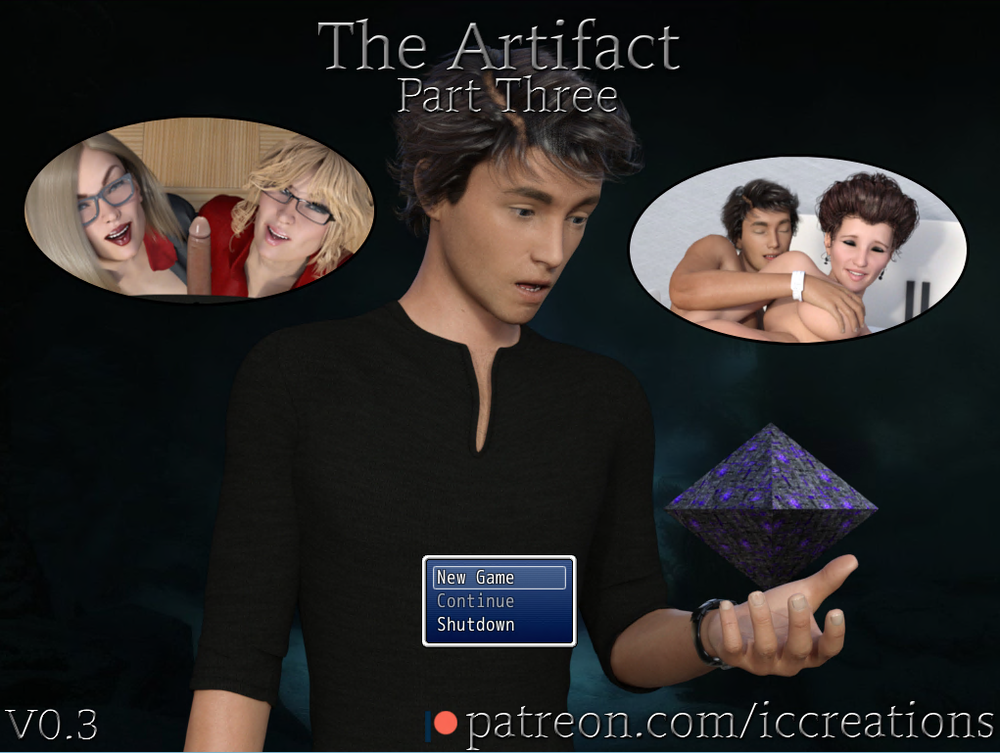 The Artifact : Part 3 – Version 0.3b + Save – Update