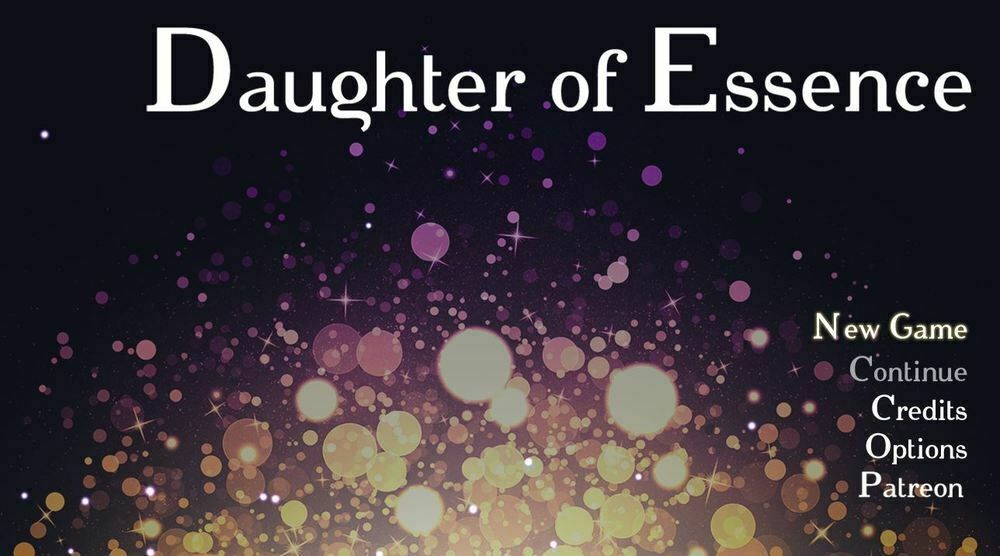 Daughter of Essence - Version 0.4.2a - Update
