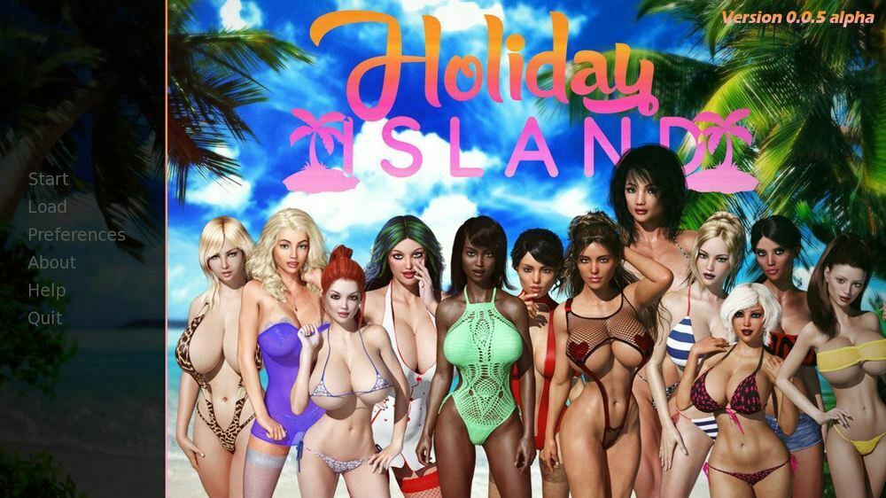 Holiday Island – Version 0.0.5 Fix – Update