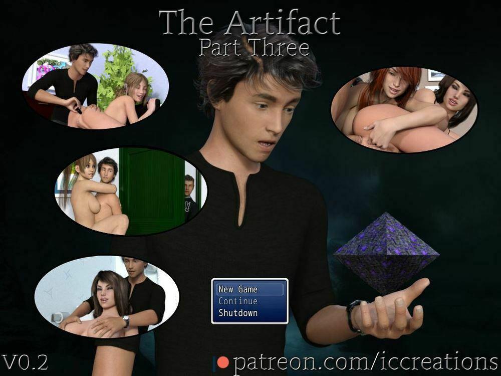 The Artifact : Part 3 – Version 0.2 – Update