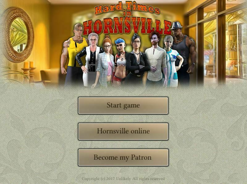 Hard Times in Hornsville – Version 1.1