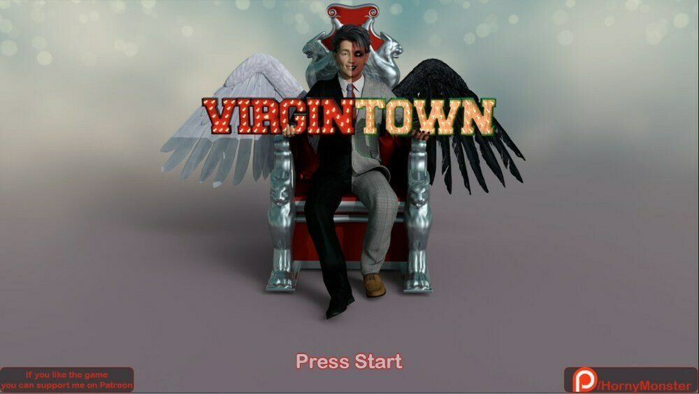 Virgin Town – Version 0.055 + Walkthrough – Update